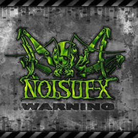 NOISUF-X - Warning