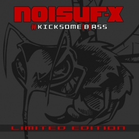 NOISUF-X - kicksome[b]ass