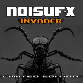 NOISUF-X - Invader